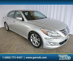2013 Hyundai Genesis LUXURY SEDAN/TECH PKG./NAV/SUNROOF/CAMERA