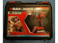 Black n Decker Combi Cordless Drill EGBL188