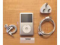 Apple iPod Classic 7th Generation 160gb (silver) New