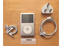 iPOD Classic Silver 7th Generation 160gb NEW