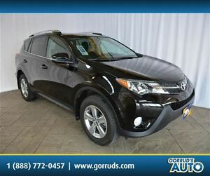 2015 Toyota RAV4 XLE/AWD/MOONROOF/BACKUP CAMERA/BLUETOOTH