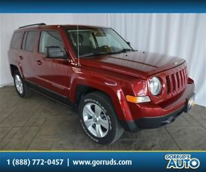 2012 Jeep Patriot NORTH EDITION/4X4/ALLOY RIMS/CLIMATE CONTROL