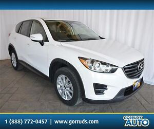 2016 Mazda CX-5 GX BLUETOOTH, VOICE COMMAND, ALLOY WHEELS, SKYAC