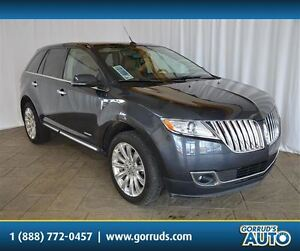 2013 Lincoln MKX AWD/LIMITED/NAVIGATION/PANORAMIC ROOF/LEATHER