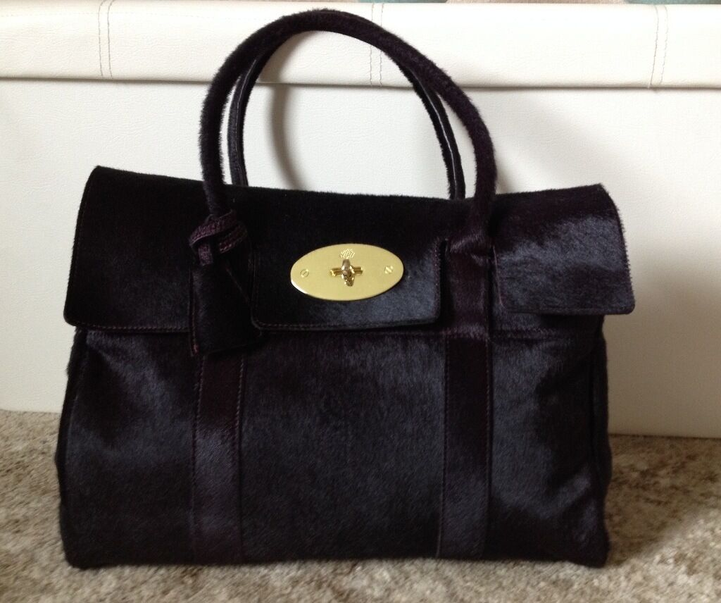 ... usa mulberry bayswater haircalf bag very rare in excellent condition  adeb9 e39d4 ... 14ed0e1693825