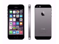 iPhone 5s 32GB Space Grey Unlocked