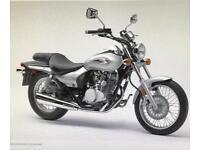 Kawasaki bn eliminator 125cc