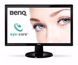 BenQ Flicker-Free, Full HD (1080p) LED Gaming Monitor (RRP £139.99)