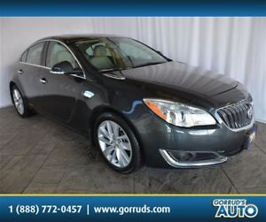 2014 Buick Regal TURBO/PREMIUM/HEATED LEATHER/SUNROOF/CAMERA