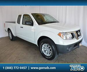 2015 Nissan Frontier S/ALLOY RIMS/TRAILER HITCH/BLUETOOTH