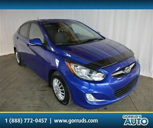2014 Hyundai Accent GLS, BLUETOOTH, PWR SUNROOF, HEATED SEATS