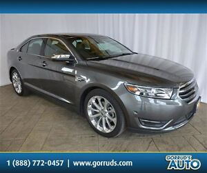 2016 Ford Taurus LIMITED/AWD/NAV/LEATHER/MOONROOF
