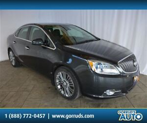 2014 Buick Verano PREMIUM/2.0L TURBO/HEATED SEATS/CAMERA/NAV