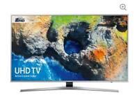 "SAMSUNGUE49MU6400U 49"" Smart 4K Ultra HD HDR LED TV"