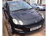 Smart ForFour 1.5 Diesel - Needs A New Gearbox Faulty But Clean Car