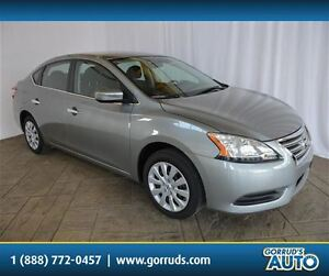 2014 Nissan Sentra S/POWER GROUP/AUTO/AC/BLUETOOTH