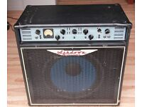"Ashdown ABM500 Evo II, 575W British Bass Combo with 15"" Driver"