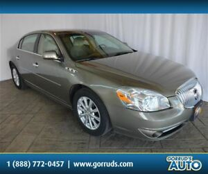 2010 Buick Lucerne CX-2/BLUETOOTH/CRUISE/FOG LIGHTS