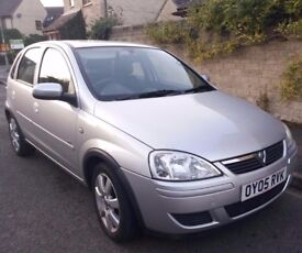 Corsa 1.2 Twin Port. 6 months MOT. Owned from new by same family.