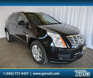 2015 Cadillac SRX LUXURY AWD LEATHER BLUETOOTH PANORAMIC ROOF
