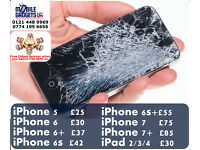 Special Price Slash offer for Apple iPhone iPad Prices from £19.99 5 5C 5S 6 6+ 6S 6S+ 7 7+ Repair