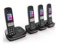 BT8500 home phone answer machine