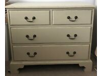 Chest of Drawers / Dresser - Detachable Drawers/Mirror - ACCEPTING OFFERS