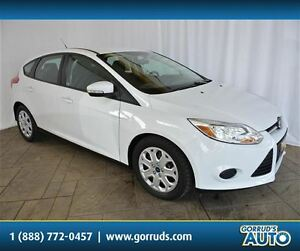 2013 Ford Focus SE/HATCHBACK/AUTOMATIC/AIR/CRUISE