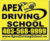APEX DRIVING SCHOOL LTD.