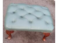 Chesterfield Footstool, Pub / Dining/ Furniture