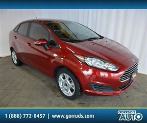 2015 Ford Fiesta SE WITH HEATED SEATS, BLUETOOTH, ALLOY RIMS