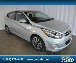 2017 Hyundai Accent SE/HATCHBACK/SUNROOF/HEATED SEATS/BLUETOOTH