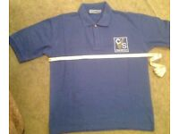 Cleeve School summer polo top 11-12 yrs