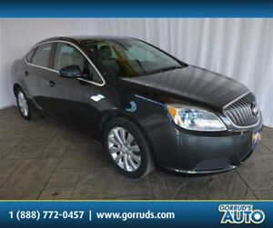 2015 Buick Verano 2.4L/CLOTH-LEATHER/BLUETOOTH/CRUISE/NEW TIRES