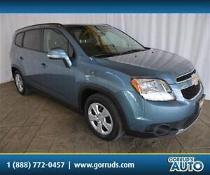 2014 Chevrolet Orlando LT/BLUETOOTH/CRUISE/KEYLESS ENTRY