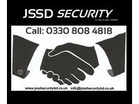 JSSD Security services LTD SIA Door Supervisors & Guarding, Key Holding, Site Patrol 24hr Call Out
