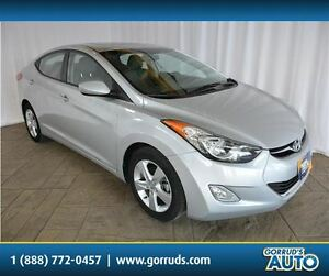 2013 Hyundai Elantra GLS/SUNROOF/ALLOY RIMS/HEATED SEATS/BACKUP