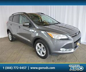 2014 Ford Escape SE/2.0 ECOBOOST/AWD/NAV/LEATHER/PANORAMIC ROOF