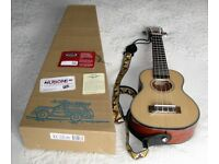 Kala SSLNG Long Neck Soprano Spruce Top Ukulele.