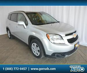 2013 Chevrolet Orlando LT, 7 PASSENGER, REMOTE START, SATELLITE