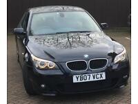 BMW 520 D M SPORTS, 74000 MILES, FULL SERVICE HISTORY