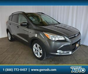 2015 Ford Escape SE ECOBOOST, LEATHER, HEATED SEATS, BLUETOOTH