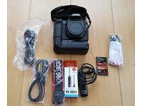 CANON EOS DSLR 50D & 28 - 300mm lens