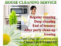 House Cleaning Service £10 per hour. Aberdeen and Aberdeenshire.