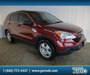 2008 Honda CR-V LX/POWER GROUP/TRACTION CONTROL/ABS BRAKES
