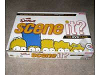 The Simpsons Scene It ? The DVD Game