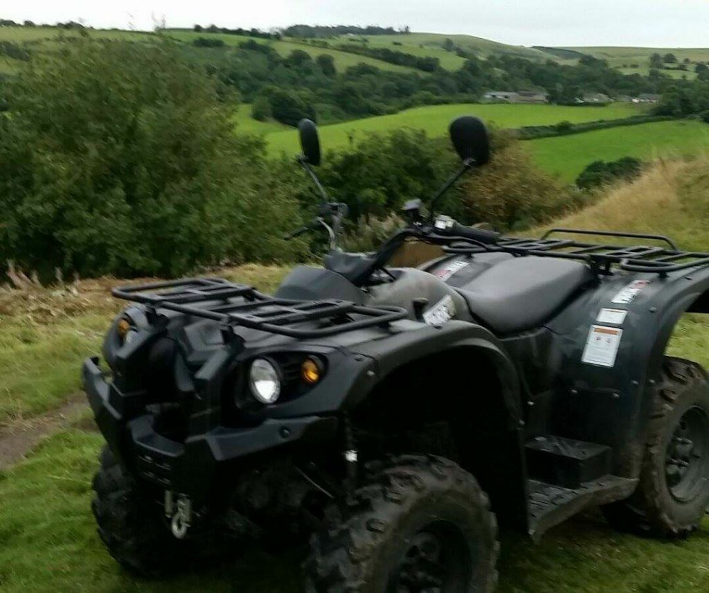 Farr 500 Quad Atv Full Road Legal 4×4