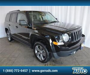 2015 Jeep Patriot HIGH ALTITUDE EDITION/4WD/LEATHER/MOONROOF