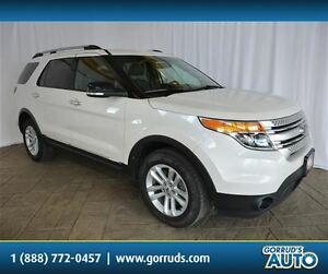 2015 Ford Explorer XLT/4X4/NAV/BLUETOOTH/CAMERA/LEATHER