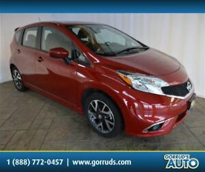 2015 Nissan Versa Note SR/CAMERA/ALLOY RIMS/BLUETOOTH